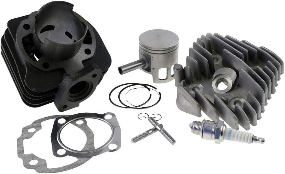 Sport Zylinder Kit 70cc Z/ündkerze Lead SH Scoopy PEUGEOT Metropolis Roller