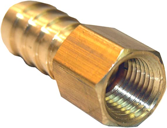 BRECO COUPLING 3STM3-B Coupling 3//8IN Body Male Pipe Thread Brass