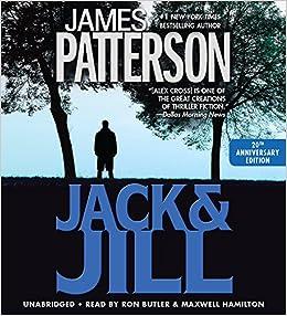Jack & Jill (Alex Cross Novels): Amazon.es: Patterson, James ...