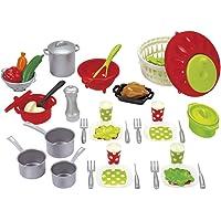Ecoiffier 2621 Cocina y Comida Estuche de Juego