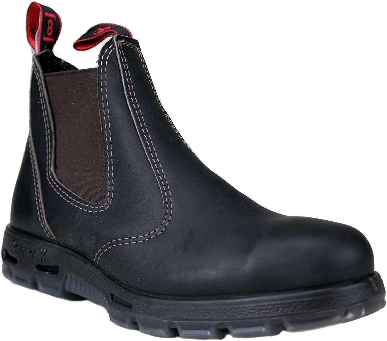 UK size 8.5 Redback USBOK safety Aussie boot