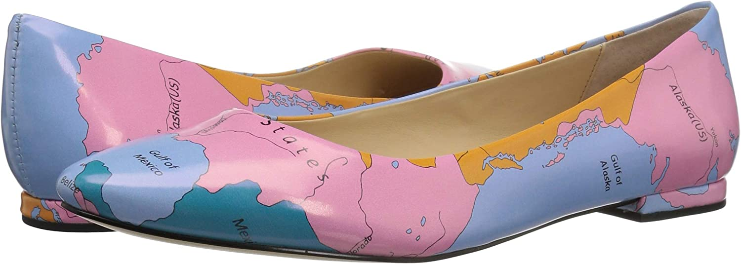 Katy Perry Womens The Sister Ballet Flat