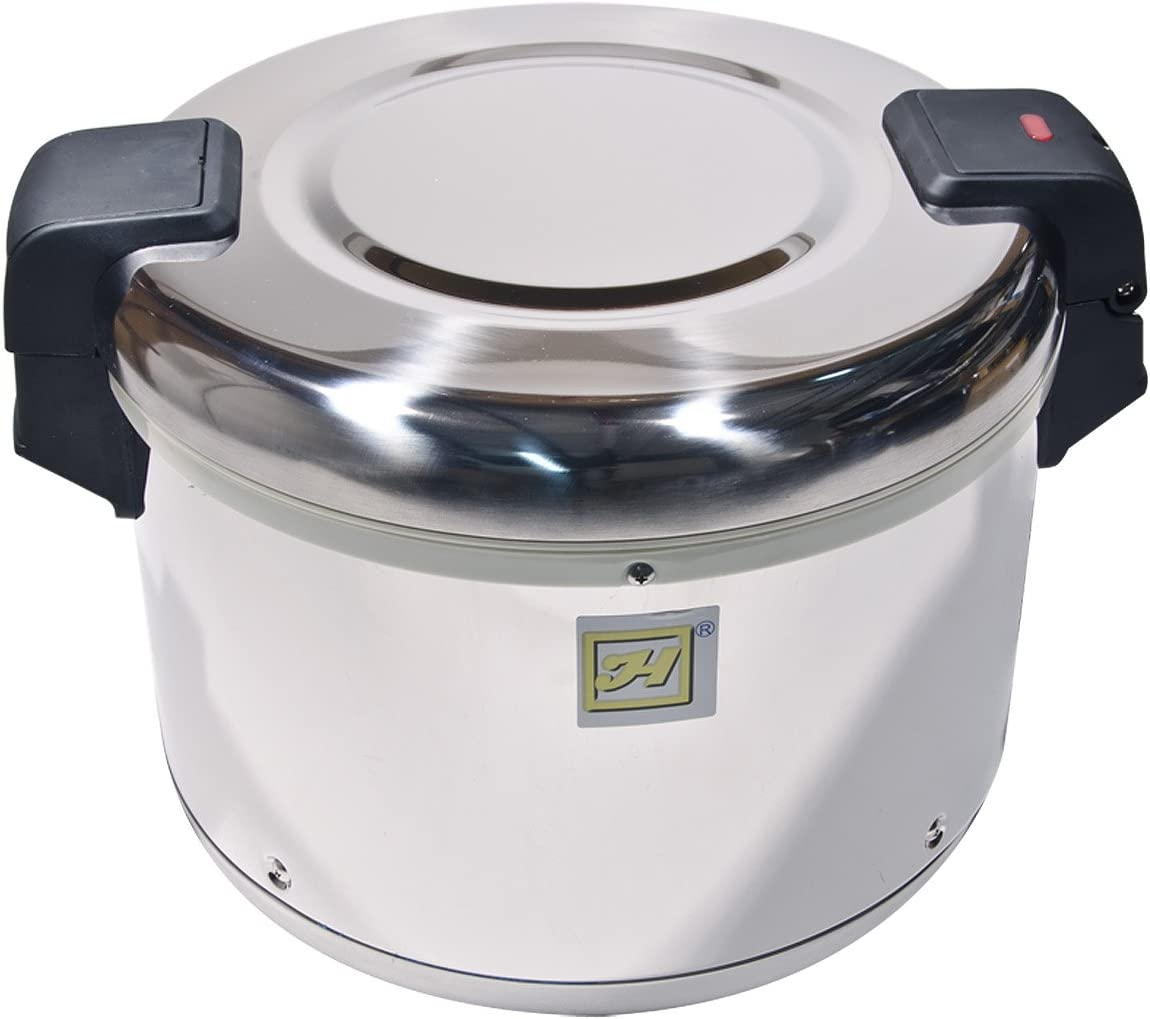 Thunder Group SEJ20000 Stainless Steel 30-Cup (Cooked) Rice Warmer