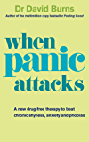 When Panic Attacks: A new drug-free therapy to beat chronic shyness, anxiety and phobias