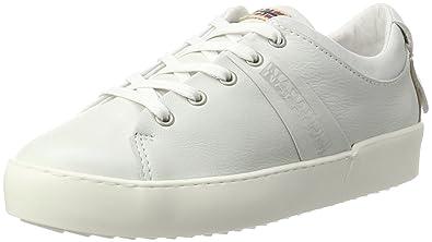 Napapijri Footwear Minna, Baskets Basses Femme, Blanc (White N29), 42 EU