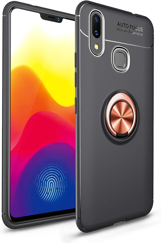 Funda Xiaomi Redmi 4A Funda Ultra Anillo Soporte 360 Grados ...