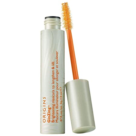 Origins GinZing Brightening Mascara To Lengthen Lift, Black, 14 ml
