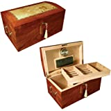 Prestige Import Group Lacquer Discount Humidor - The Broadway