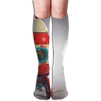 Amazon.com: Bandnae 19.68 Inch Compression Socks Rockets ...