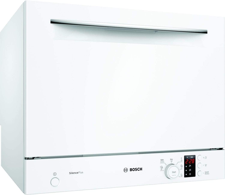 Bosch SKS62E32EU Serie 4 - Lavavajillas compactas, color blanco