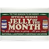 Amazon.com | Officially Licensed National Lampoons Christmas Vacation Glass Moose Mug - SINGLE ...