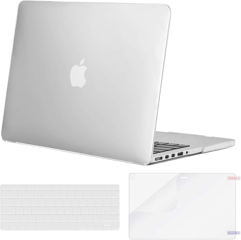 Funda y protector teclado para MacBook Pro Retina 15 A1398