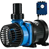 Current USA eFlux DC Flow Pump with Flow Control | 1050 GPH, 1900 GPH & 3170 GPH Flow Ranges Available | Ultra Quiet…