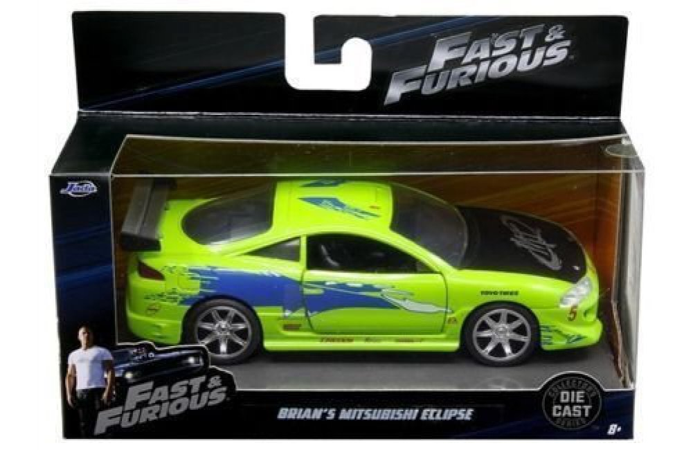 Amazon.com: NEW 1:32 COLLECTOR\'S SERIES FAST & FURIOUS COLLECTION ...
