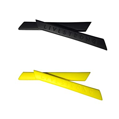 HKUCO Black Replacement Silicone Leg Set For Oakley Racing Jacket Sunglasses Earsocks Rubber Kit 0k5hUW