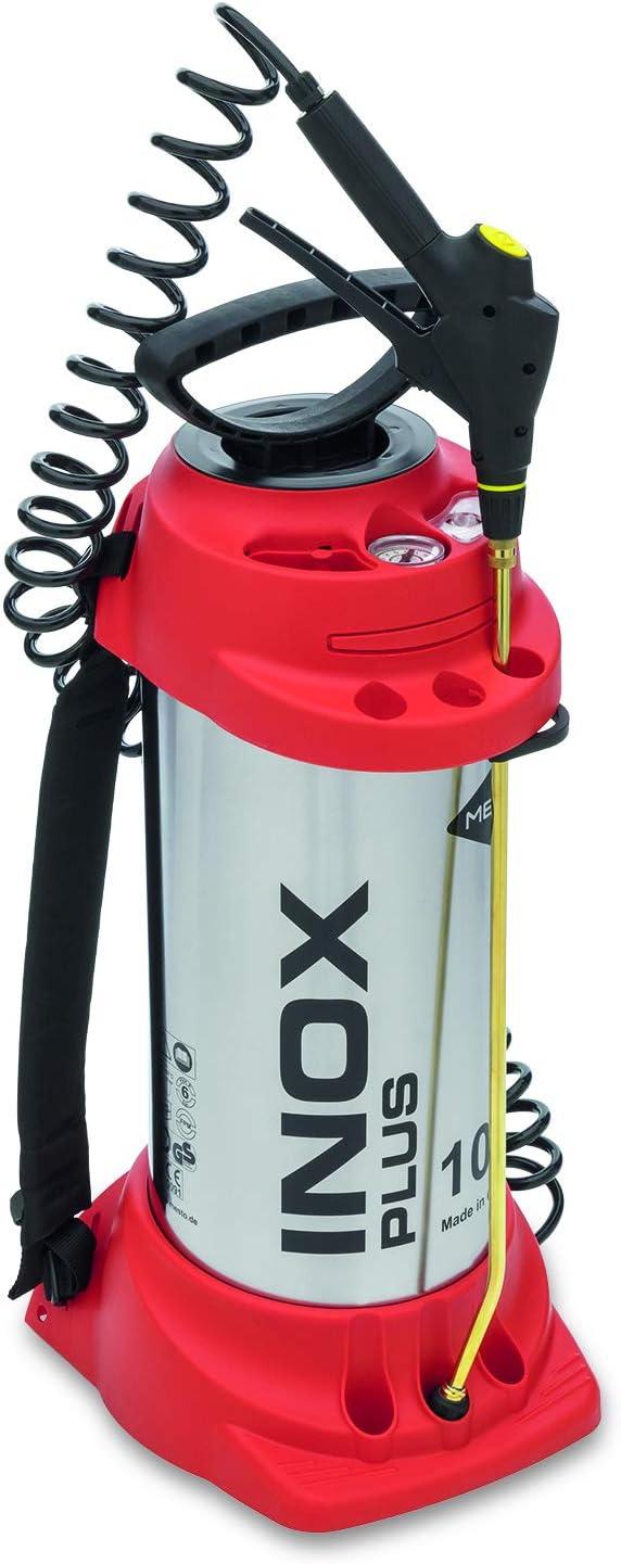 Mesto 3615P - Compresión pulverizador INOX, más de 10 L, Plata