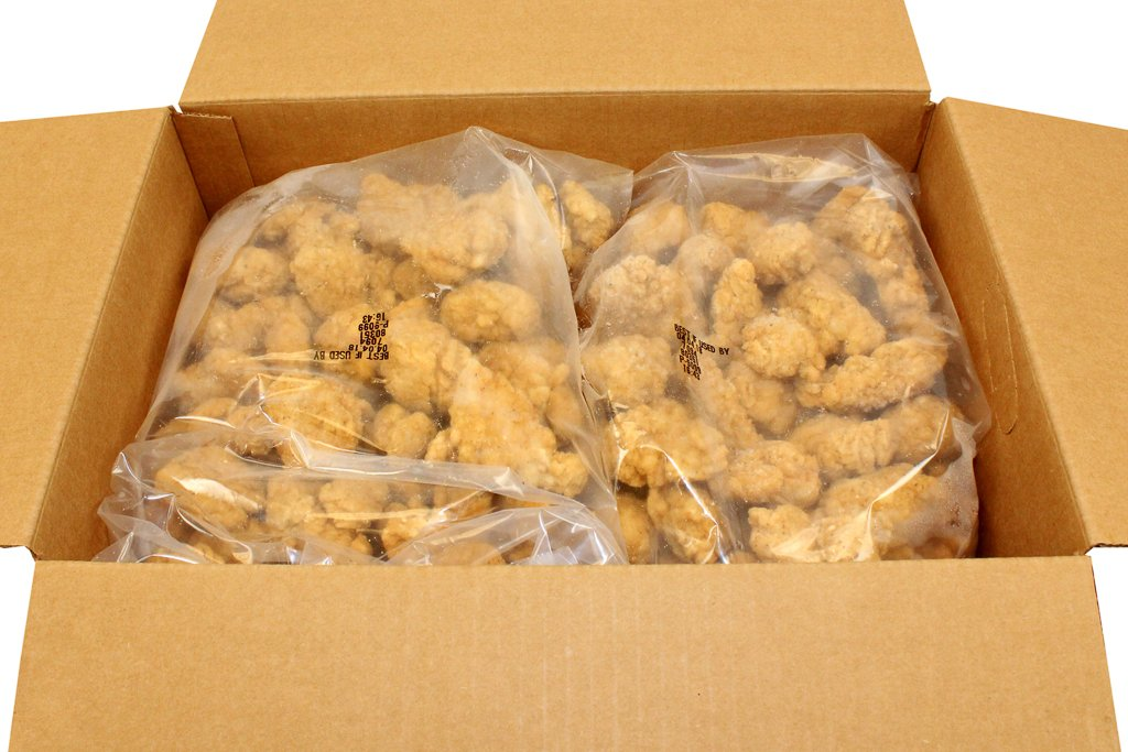 Perdue Fully Cooked Chicken Breast Chunk Fritter, 5 lb, (2 count)
