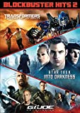 DVD : Blockbuster Hits 2 (Transformers: Revenge of the Fallen/Star Trek Into Darkness/G.I. Joe - Retaliation)