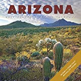 Arizona 2017 Wall Calendar