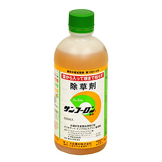 大成農材 サンフーロン 除草剤 原液タイプ 500ml