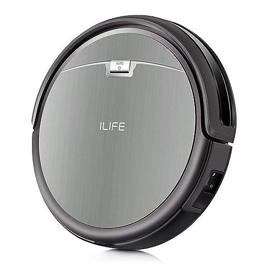iLife A4 Robot aspirador A4S Gris de titane: Amazon.es: Hogar