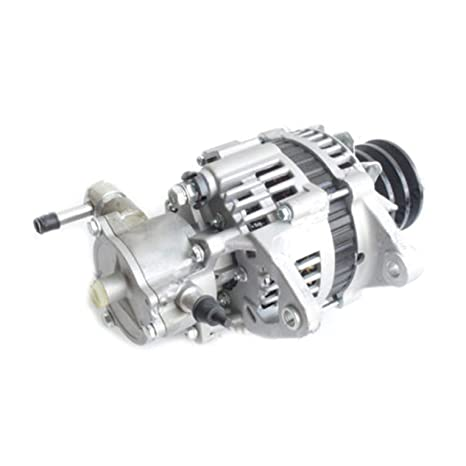 SINOCMP 99-04 GMC ISUZU NPR 4 8L 4HE1 Engine Alternator w/Pump 12V