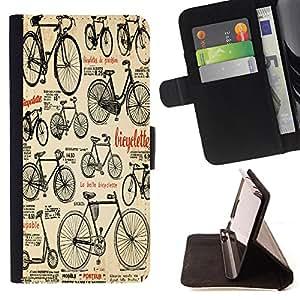 Jordan Colourful Shop - FOR HTC One M9 - You have your sample - Leather Case Absorci¨®n cubierta de la caja de alto impacto