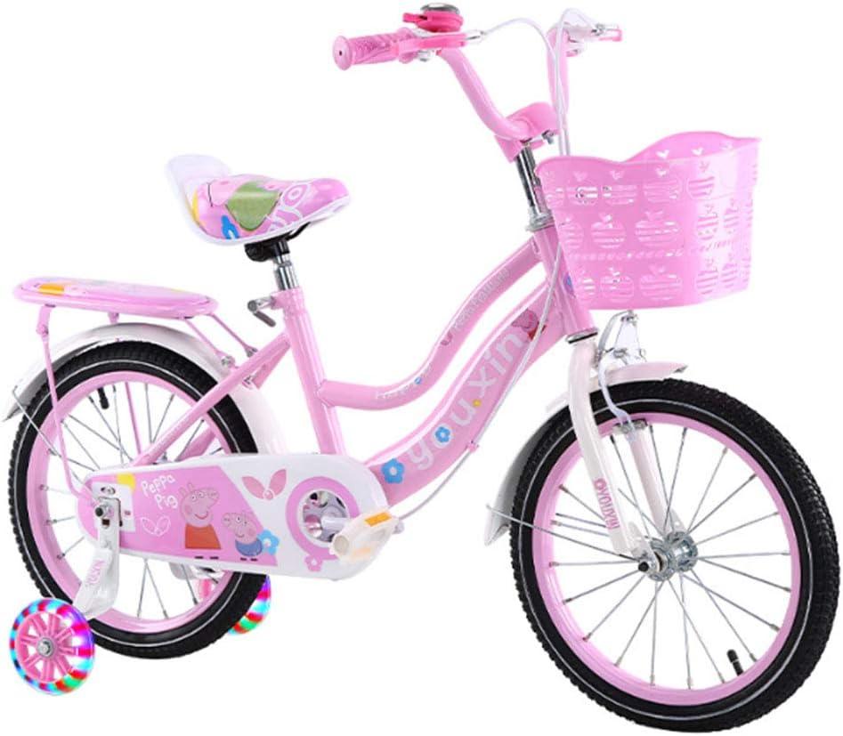 MQYZS Bicicleta sin Pedales para niños y niñas a Partir de 2-5 año, Bici 12