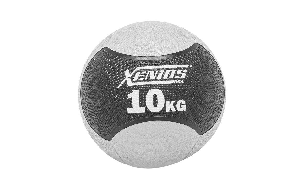 Xenios USA XSSMBL10 Balón Medicinal - 10 Kg: Amazon.es: Deportes y ...