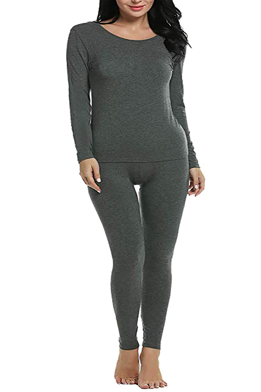 72b9c22033c sicily Women s Plus Size Thermal Underwear Set Sets 2 Pcs Underwear Top    Bottom Pajama XL-5XL