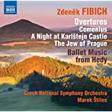 Fibich: Orchestral Works, Vol. 4