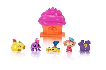 Amazon Com Animal Jam Series 3 Adopt A Pet 5 Pack Style 4 Toys