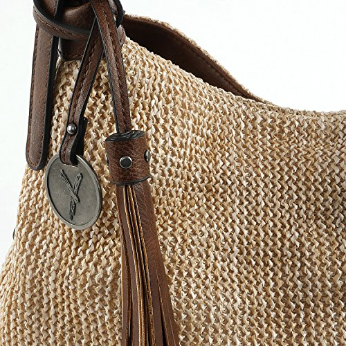 SURI FREY Phoeby City Shopper Bolsa Camel