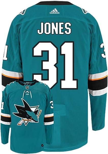 adidas Martin Jones San Jose Sharks