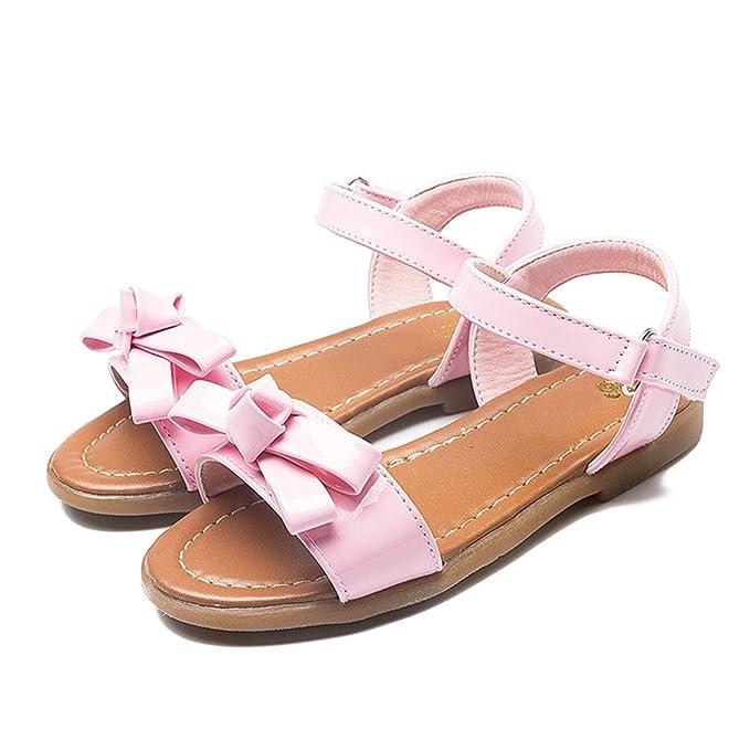 Verano Sandalias De Zapatos Para Princesa Grandes Niños Qdhsrt