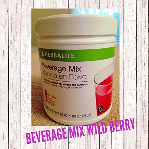 herbalife wild berry mix - 9