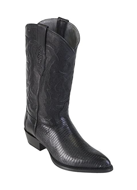 Women's Snip Toe Genuine Leather Rage Skin Western Boots