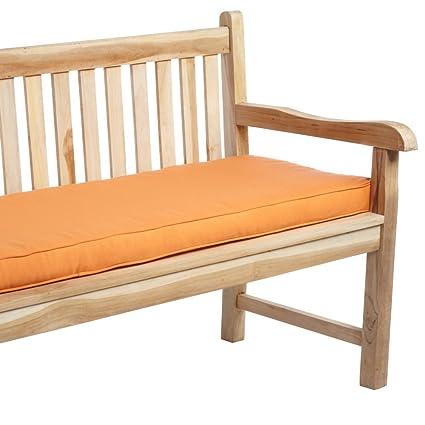 amazon com mozaic company sunbrella corded indoor outdoor bench rh amazon com outdoor bench chair cushions patio furniture bench cushions