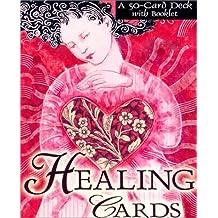 By Caroline Myss - Healing Cards: A Daily Practice for Maintaining Spiritual Balance (Large Card Decks) (Crds/Bklt)