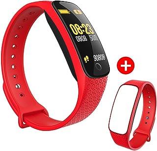 Smart product Braccialetto ZDDAB grande schermo intelligente, polsino con pedometro sportivo, braccialetto multifunzione impermeabile Bluetooth