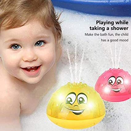 Baño de luz juguete nuevo marco lindo creativo de inducción ...