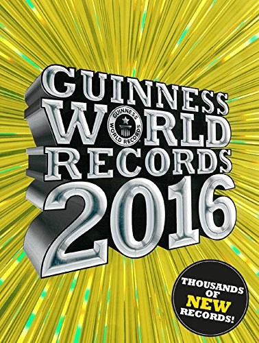(Guinness World Records 2016)