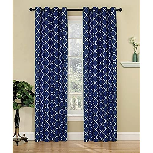 Trellis Curtains Amazon Com