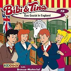 Das Gestüt in England (Bibi und Tina 78)
