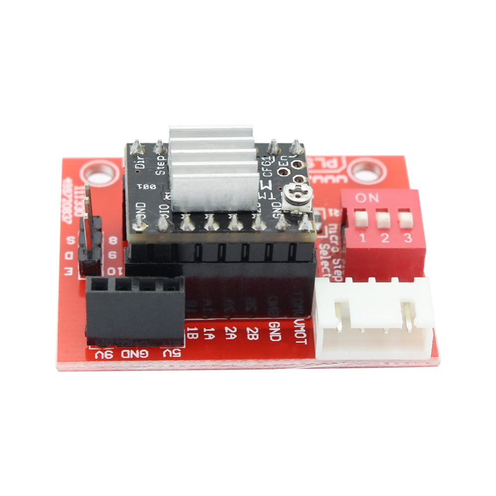 anycubic Impresora 3d Motor Paso Conductor Control Board Expansion ...