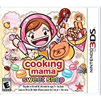 Cooking Mama: Sweet Shop - Nintendo 3DS