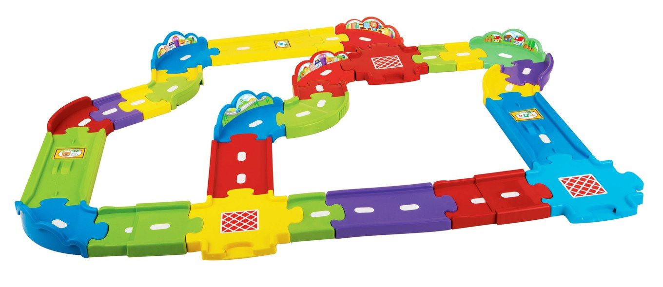 VTech Go! Go! Smart Wheels Deluxe Track Playset by VTech (Image #6)