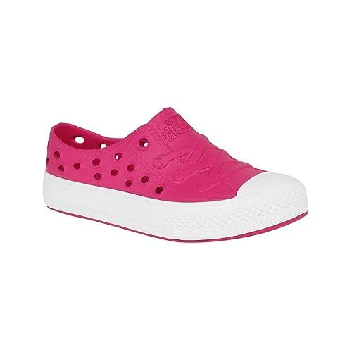 Converse Kids Rockaway Slip Encaje Hasta Zapatillas