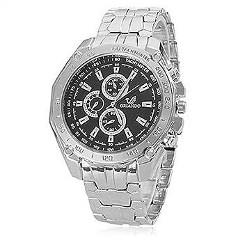 f96c3ec3a8b Beauty Coffret cadeau montre à Quartz pour homme Orlando visite de luxe  pour montres Man marque