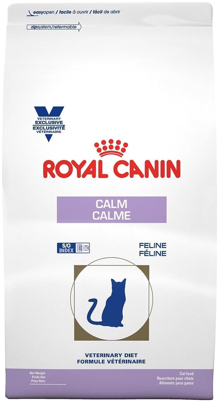 Amazon.com : Royal Canin Veterinary Diet Feline Calm - 4.4lb : Pet Supplies